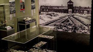 La exposición de Auschwitz incorporará objetos de la Casa de Anna Frank