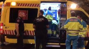 Los servicios de emergencias acuden a Móstoles tras el atropello
