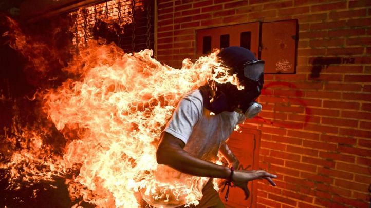 Imagen ganadora de la última edición de World Press Photo