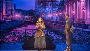 Musical Anastasia en el Teatro Coliseum.