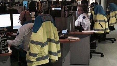 Centro del Emergencias 112