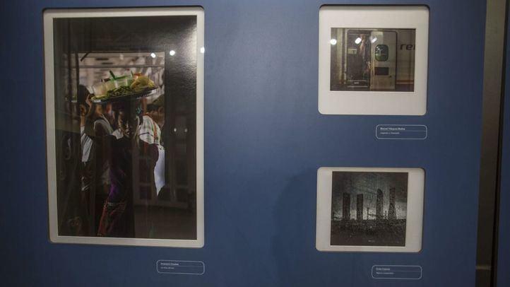 Exposición 'Caminos de Hierro'.