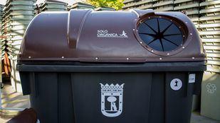 El cubo para residuos orgánicos llegará a 12 distritos