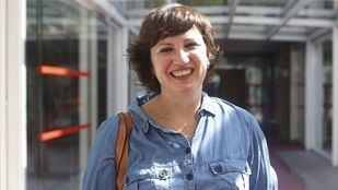 Elena Sevillano, diputada de Podemos.