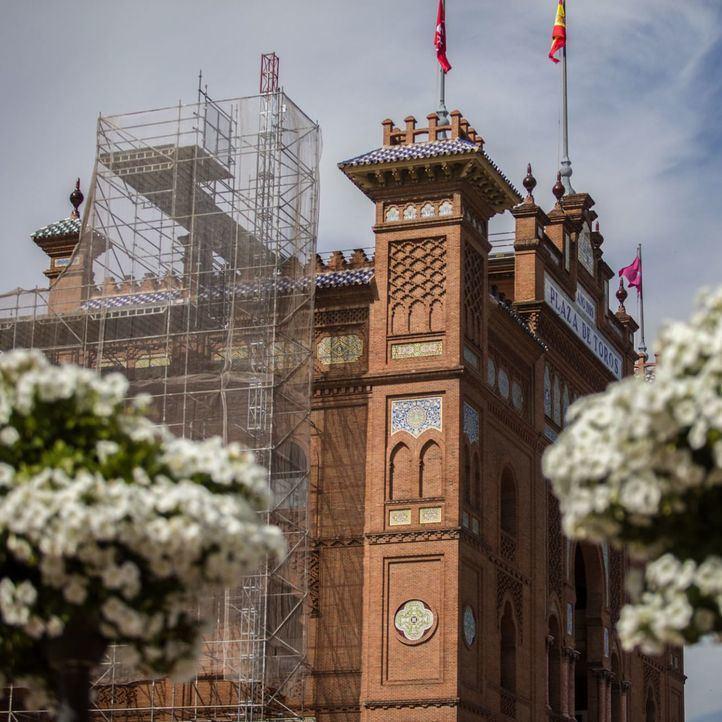 Concluye la primera fase de obras en Las Ventas