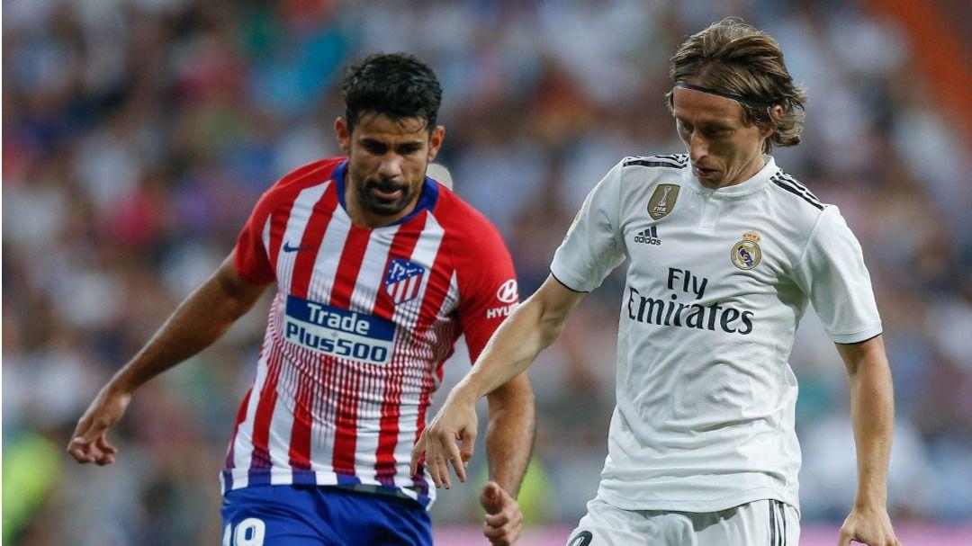 Atletico Madrid Vs Real Madrid: Un Derbi Sin Goles