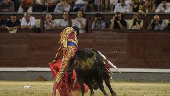 Feria de Otoño: tres buenos novillos de Fuente Ymbro y sólo una vuelta al ruedo para De Manuel