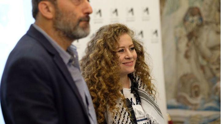 El embajador de Israel recrimina la recepción a Ahed Tamimi