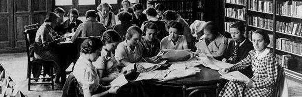 Nace la Residencia de Señoritas, revolucionaria en la educación