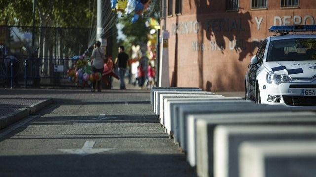 La supuesta agresión sexual se produjo en las inmediaciones del recinto ferial de Las Rozas, donde se celebraran las fiestas patronales.
