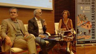 Presentación de la nueva estrategia de Barrios Saludables de Madrid Salud.