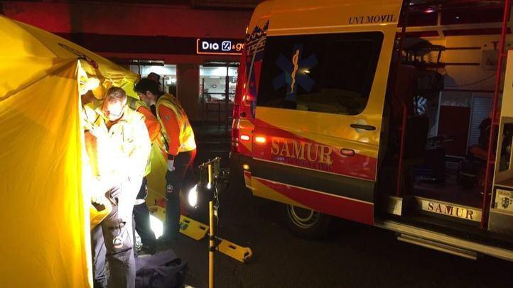 Herido muy grave tras ser atropellado en la Avenida Ciudad de Barcelona