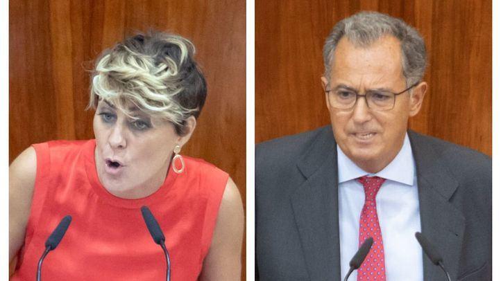 Ruiz-Huerta y Ossorio: duelo de portavoces en Onda Madrid