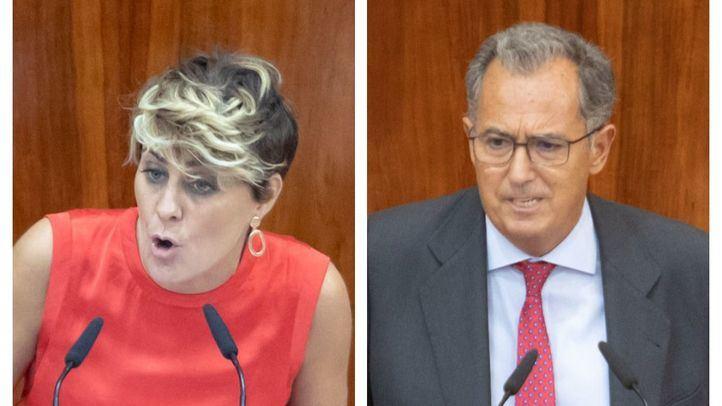 Ruiz-Huerta y Ossorio en la Asamblea de Madrid.