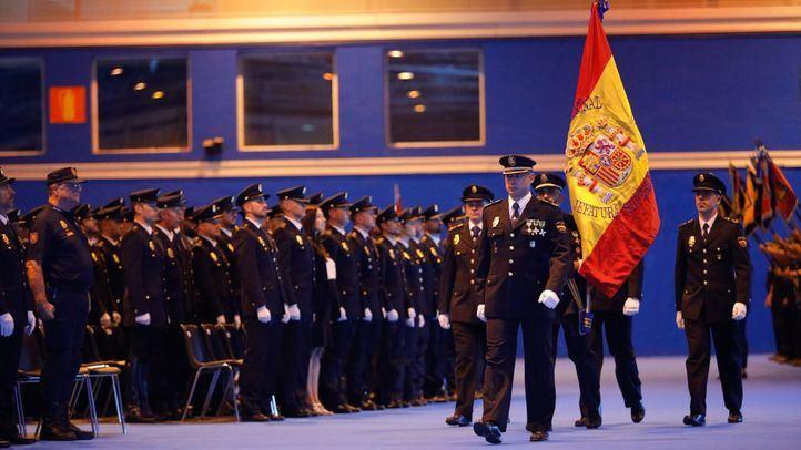 La Jefatura Superior de Policía condecora a 247 agentes madrileños