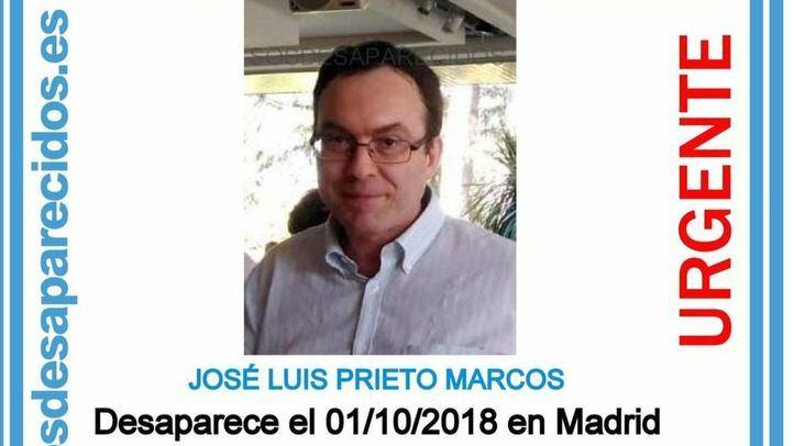 Desaparecido un varón de 46 años que necesita medicación