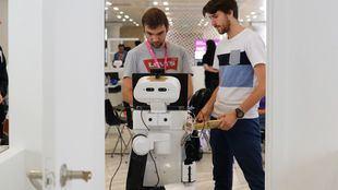 Los robots más avanzados del mundo visitan Madrid