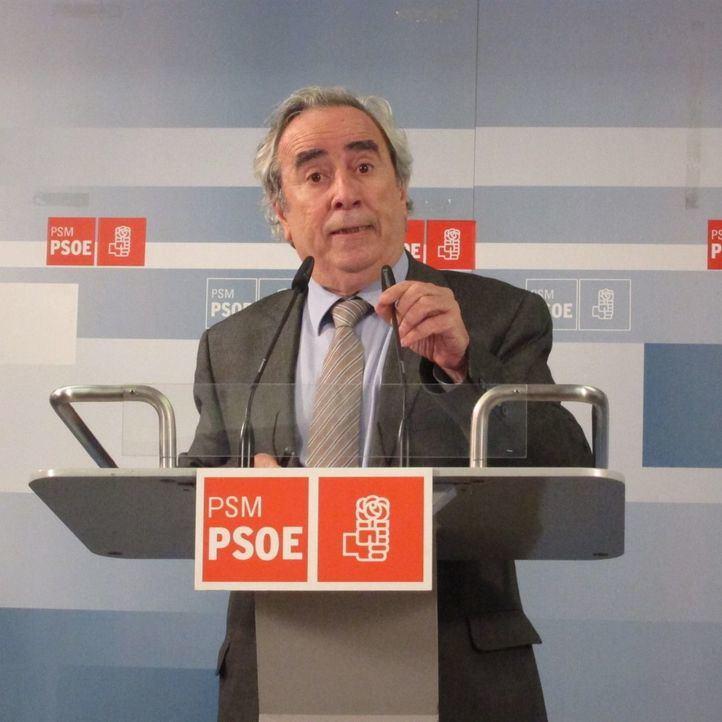 Cascallana se va del PSOE por