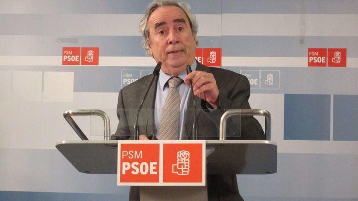 Enrique Cascallana fue alcalde de Alcorcón durante dos legislaturas. En 2011, perdió frente al popular David Pérez.