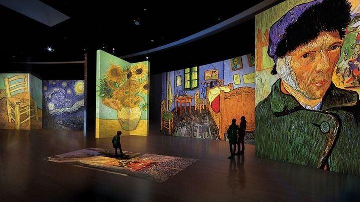 'Van Gogh Alive - The Experience' llega a Madrid por Navidad