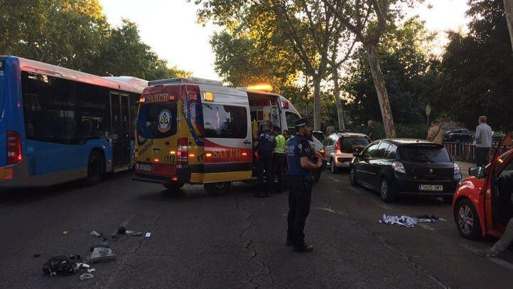 El hombre atropellado ha sido trasladado en estado muy grave a La Paz.