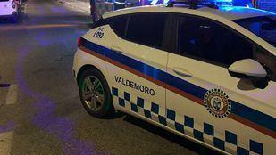 Jornada ajetreada para los agentes de Valdemoro.