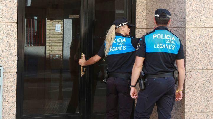 Un miembro de Leganemos, acusado de agredir a un policía