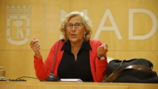 Los sueldos de los alcaldes: Carmena, la que más cobra