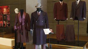 Un vestuario de cine en el Museo del Traje