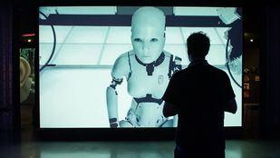 'Nosotros, robots': los autómatas seducen Madrid