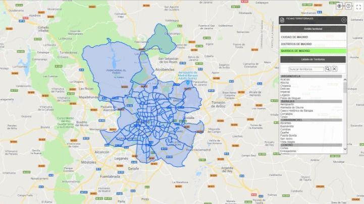 Iniciativa 'Nuestra ciudad en cifras'.