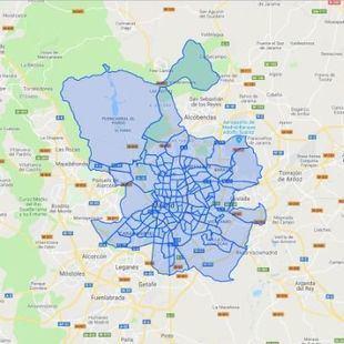 Madrid, desgranado en cifras