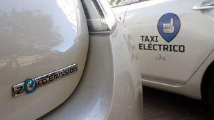 Casi 1.300 vehículos se han beneficiado de las ayudas al taxi ecológico en 2018