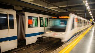 Reestablecido el servicio de Metro entre Rivas Futura y Puerta de Arganda