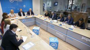 El PP comienza a redactar su 'programa marco' para las elecciones