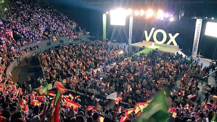 Vox da a conocer sus cien medidas para una España que