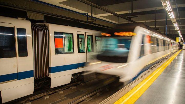 Reestablecido el servicio de Metro entre Rivas Futura y Puerta de Arganda después de nueve horas