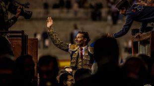 Feria de Otoño: apoteosis del toreo puro con Diego Urdiales