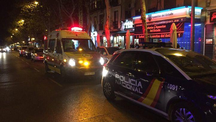 Fallece un hombre tras ser agredido en Arganzuela por cuatro personas