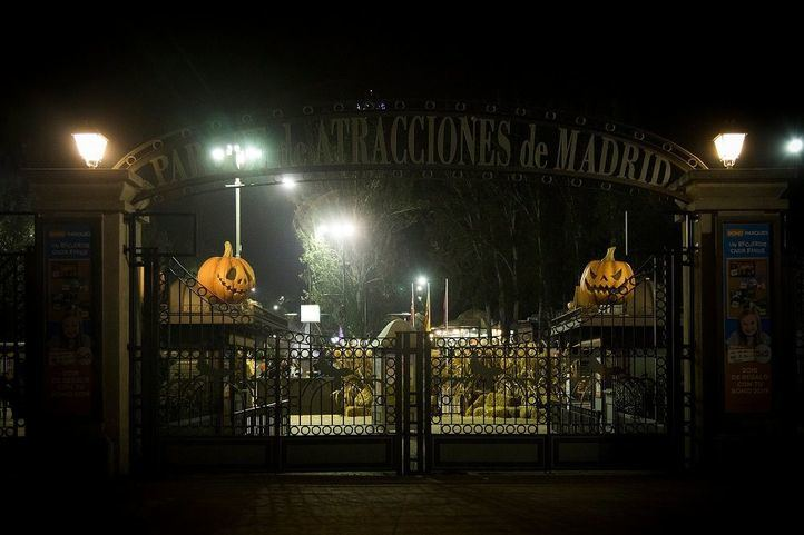 Halloween 2018 aterriza en el Parque de Atracciones