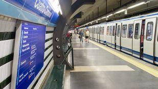 Nuevos coches con amianto en Metro, ahora en la línea 1