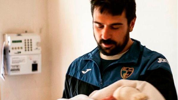 Ramón Espinar ha sido padre por primera vez