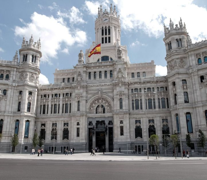 El primer alcalde de Fuenlabrada aspira a la Alcaldía de Madrid