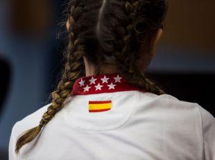 Homenaje a las campeonas de España de Fútbol Sub-12