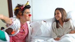 Musicoterapia en los hospitales madrileños.