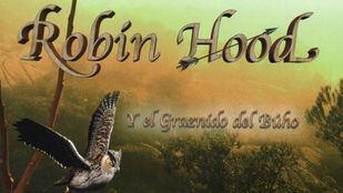 Cartel de 'Robin Hood y el graznido del búho'.
