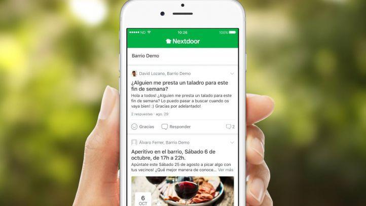 Nextdoor: la red social para conectar con sus vecinos