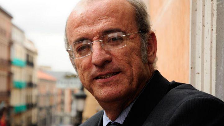 Pedro Corral guarda