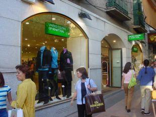 Suben los precios del sector moda y bajan en ocio y cultura