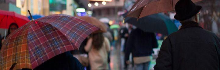 Leslie deja en Madrid viento y cielos nubosos